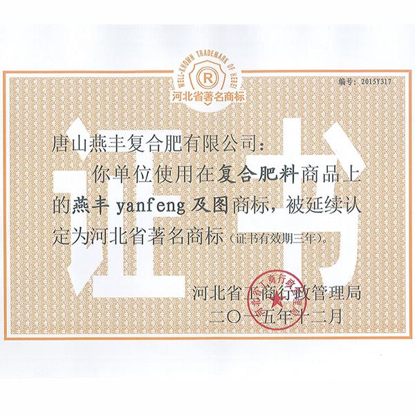 2015著名商标